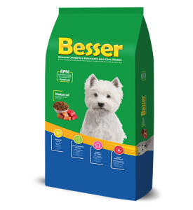 Besser Natural Adult Dogs of Small and Medium Breeds