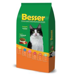Besser Natural Neutered Cats