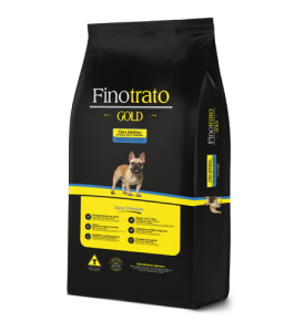 Finotrato Gold Adult Dogs of Mini and Small breeds