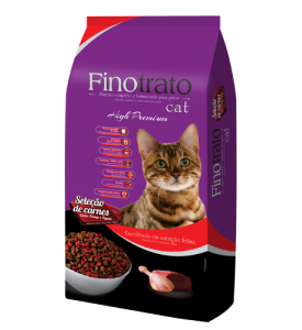 Finotrato Meat Selection Adult Cats