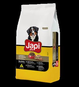 Japi Plus Beef and Little Bones Adultos Dogs