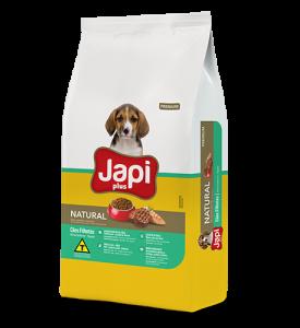 Japi Plus Natural Puppies
