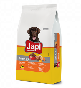 Japi Tradicional Beef, Chicken and Vegetables Adults Dogs