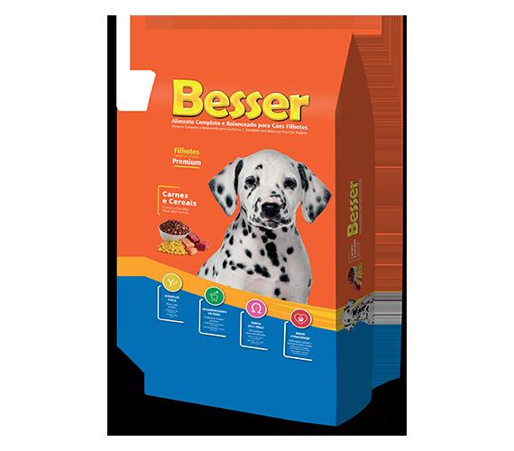 Besser Meat and Cereals Puppies