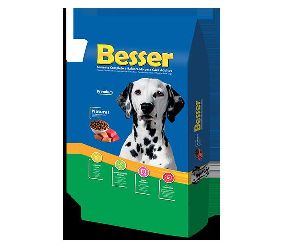 Besser Natural Adult Dogs