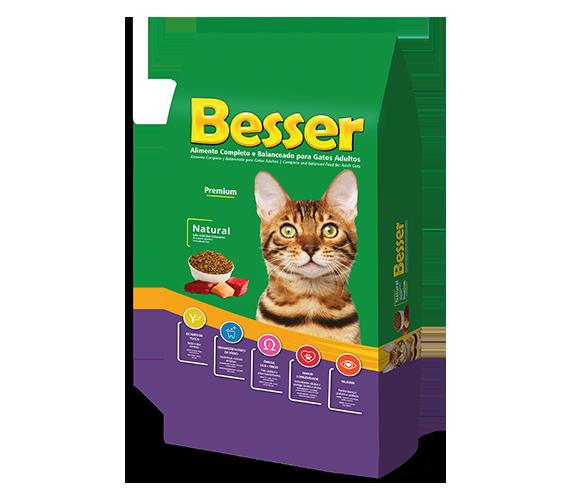 Besser Natural Adult Cats