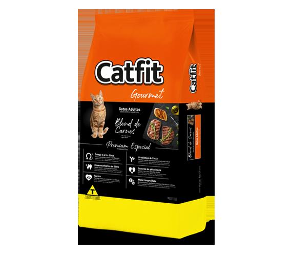 Catfit Gourmet Meat Blend Adult Cats