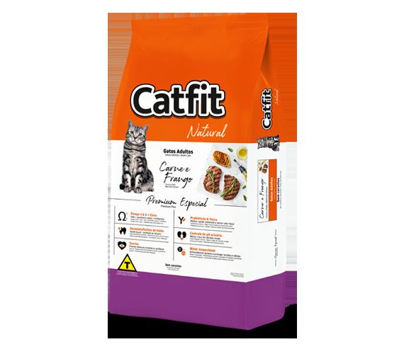 Catfit Natural Adult Cats